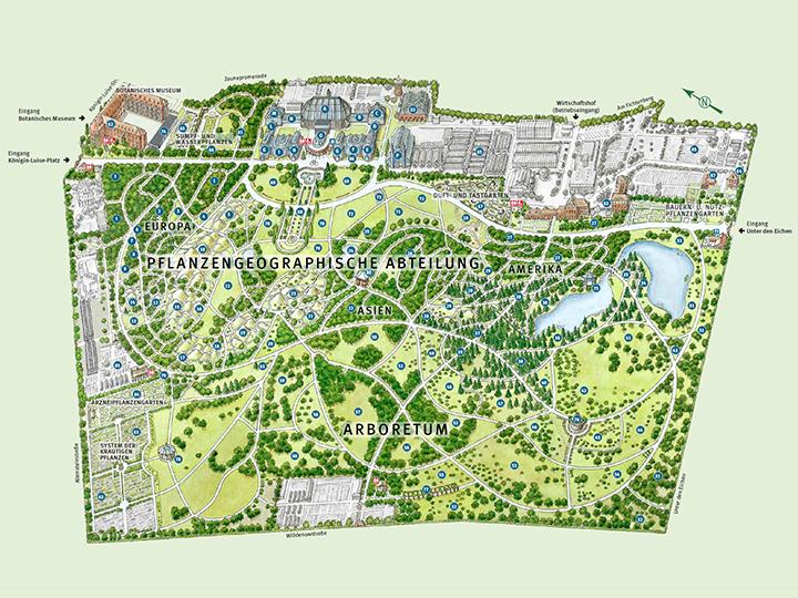 Heneghan Peng Architects Berlin Botanical Gardens Berlin Germany