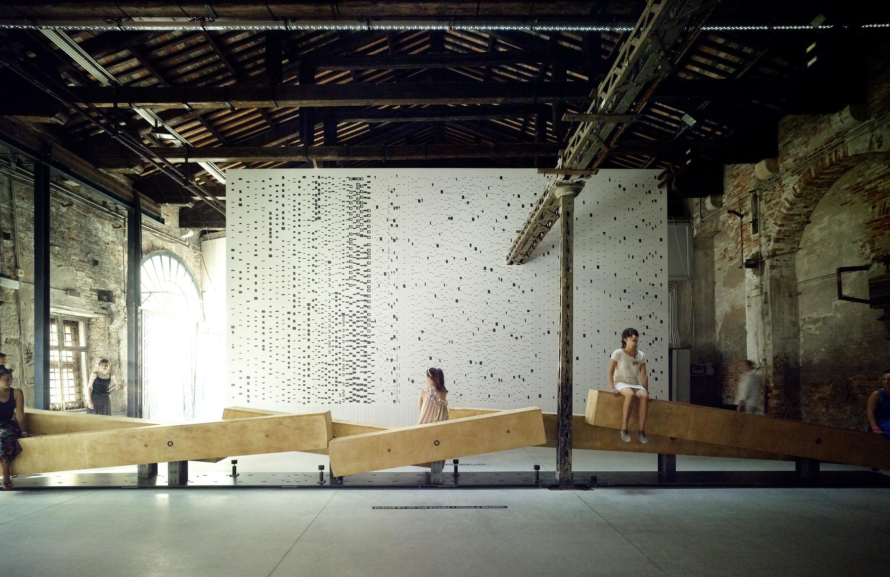 Heneghan Peng Architects Pavilion Of Ireland Venice
