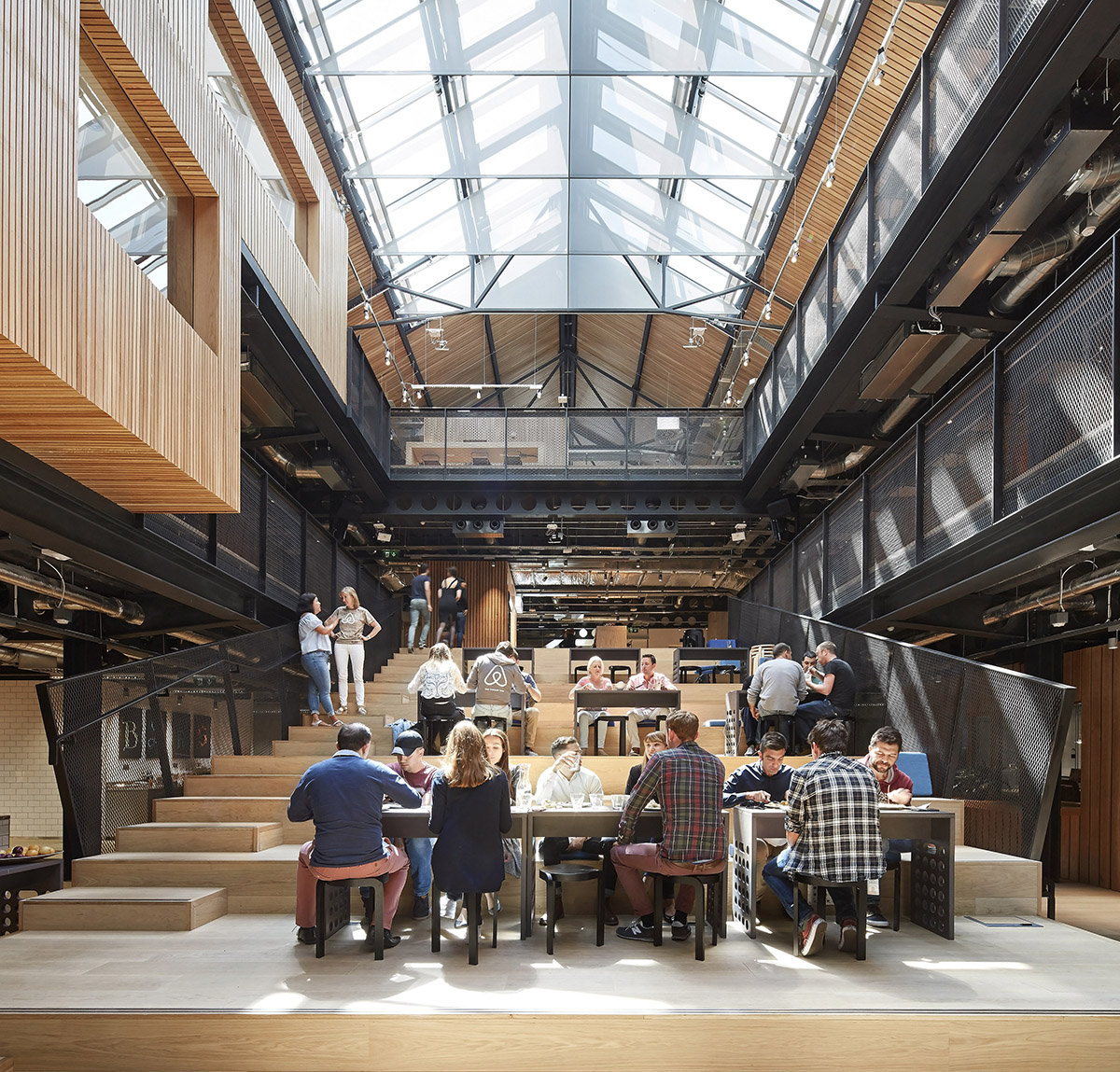 Heneghan Peng Architects Airbnb Emea Headquarters Dublin